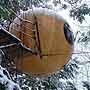 sphere dans arbres